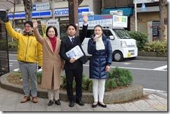 1月2日東神奈川駅 (3)